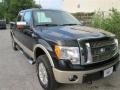 Tuxedo Black 2010 Ford F150 King Ranch SuperCrew 4x4