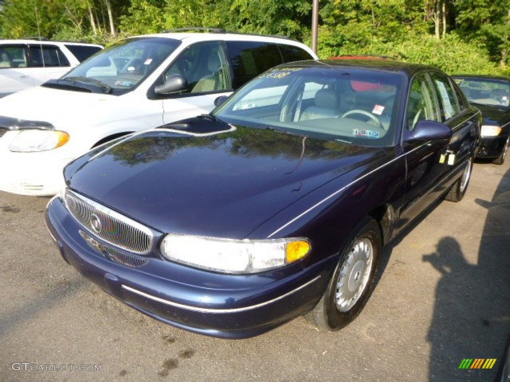 midnight blue pearl 1999 buick century limited exterior. Black Bedroom Furniture Sets. Home Design Ideas