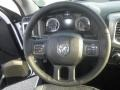 Black/Diesel Gray Steering Wheel Photo for 2014 Ram 1500 #84889088