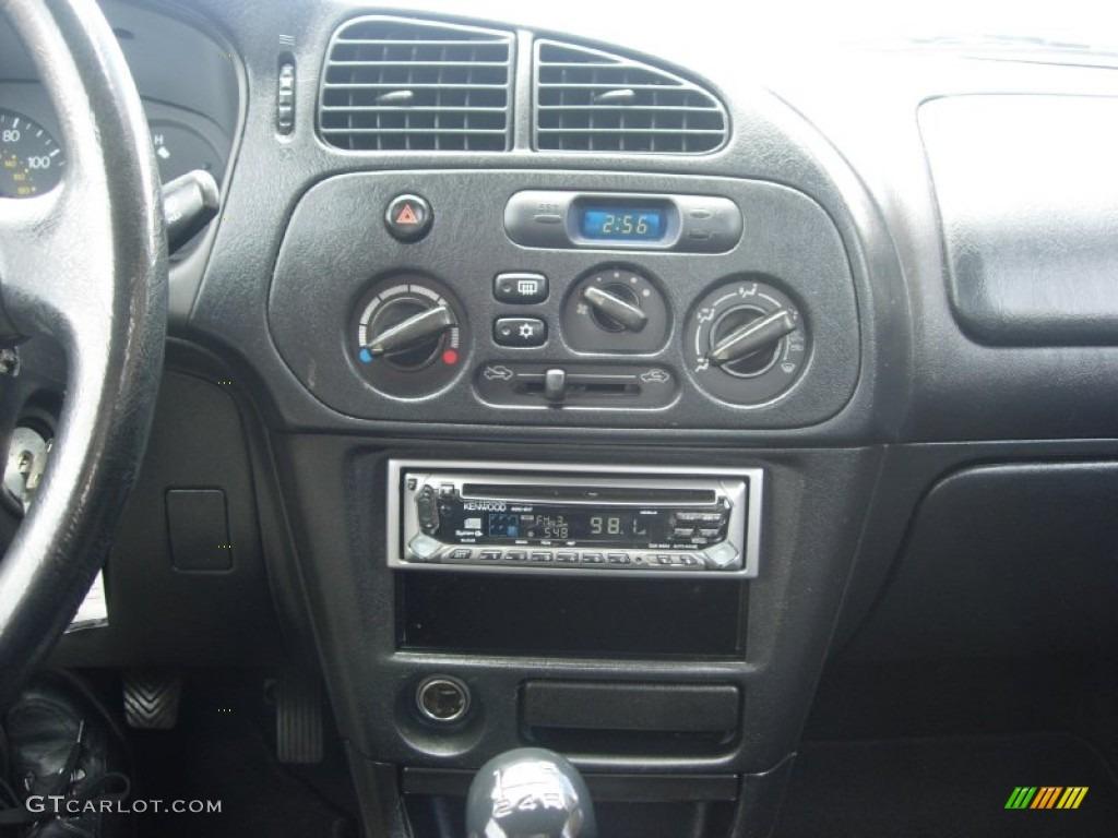2000 Mitsubishi Mirage De Coupe Controls Photos Gtcarlot Com