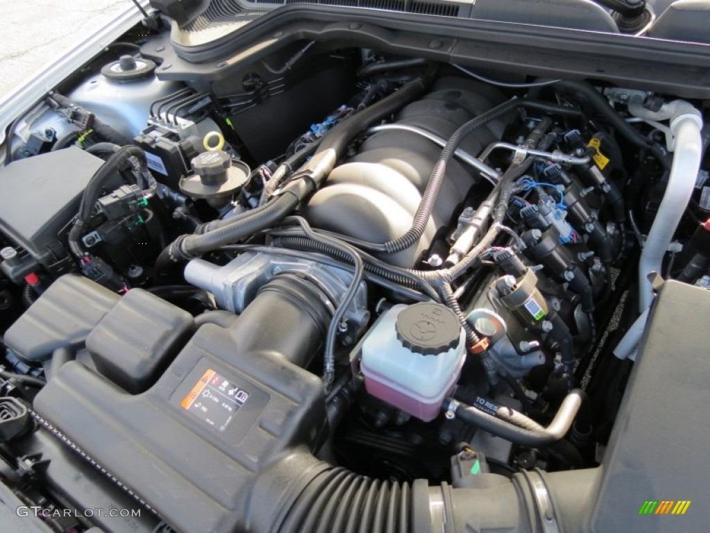 2013 Chevrolet Caprice Ppv 6 0 Liter Ohv 16 Valve Flex