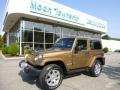 2011 Bronze Star Jeep Wrangler Sahara 70th Anniversary 4x4 #84907915