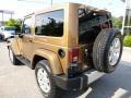2011 Bronze Star Jeep Wrangler Sahara 70th Anniversary 4x4  photo #3