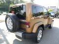 2011 Bronze Star Jeep Wrangler Sahara 70th Anniversary 4x4  photo #5