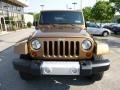 2011 Bronze Star Jeep Wrangler Sahara 70th Anniversary 4x4  photo #8