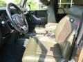 2011 Bronze Star Jeep Wrangler Sahara 70th Anniversary 4x4  photo #14