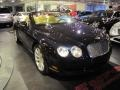 Dark Sapphire 2009 Bentley Continental GTC