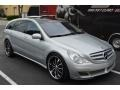 Iridium Silver Metallic 2007 Mercedes-Benz R 500 4Matic