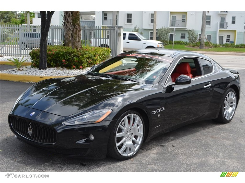 2008 Nero Black Maserati Granturismo 84908132 Car Color Galleries