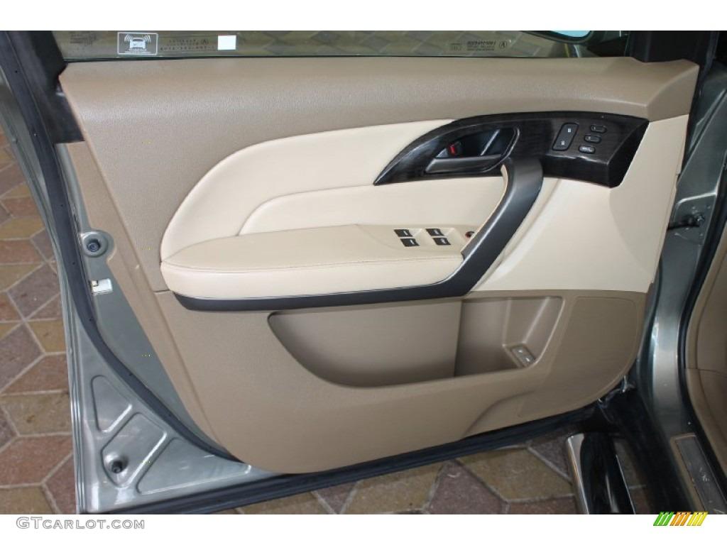 Acura Mdx 2016 Interior >> 2007 Acura MDX Technology Door Panel Photos | GTCarLot.com