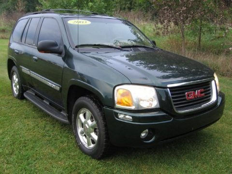 2003 gmc envoy slt 4x4 data info and specs. Black Bedroom Furniture Sets. Home Design Ideas