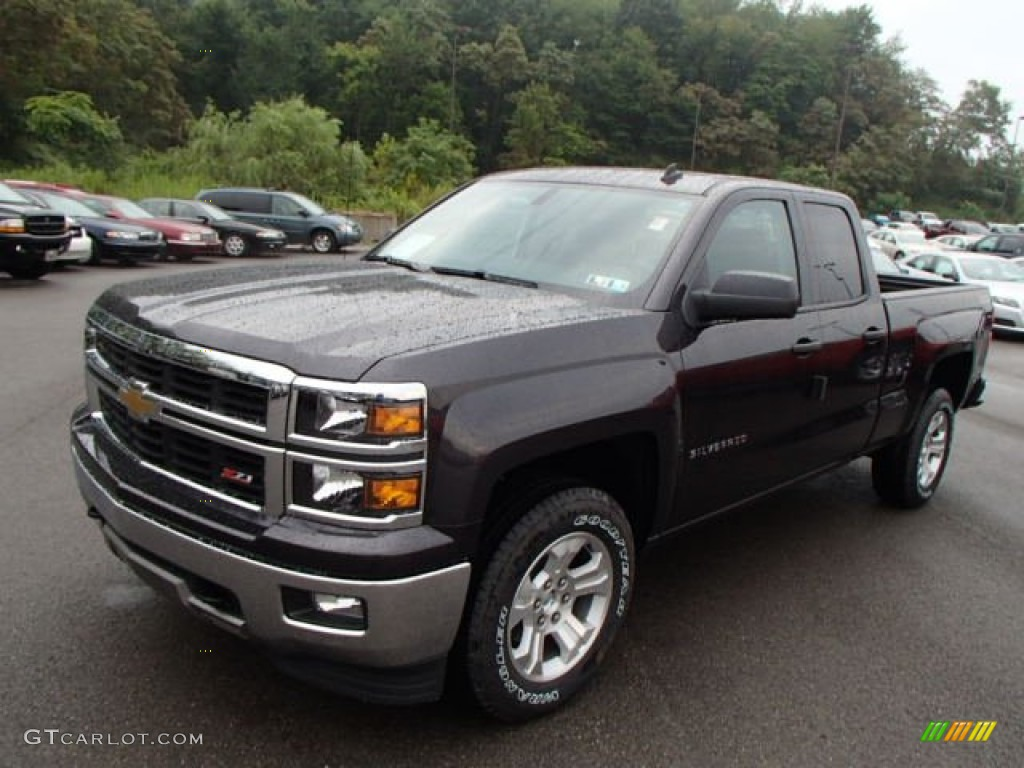 tungsten metallic 2014 chevrolet silverado 1500 ltz z71 double cab 4x4 exterior photo 84922423. Black Bedroom Furniture Sets. Home Design Ideas