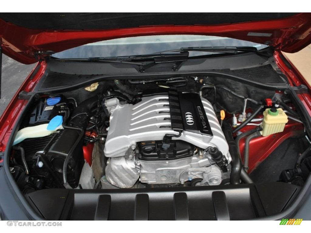 2008 Audi Q7 3 6 Premium Quattro Engine Photos Gtcarlot Com