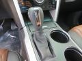 2014 Ford Explorer Pecan Interior Transmission Photo