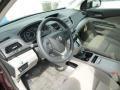 2013 Basque Red Pearl II Honda CR-V EX AWD  photo #15