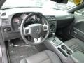 Dark Slate Gray Prime Interior Photo for 2012 Dodge Challenger #84943846