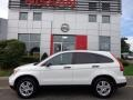 2011 Taffeta White Honda CR-V EX 4WD  photo #2