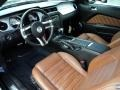 2010 Ford Mustang Saddle Interior Interior Photo