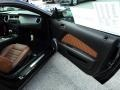 2010 Ford Mustang Saddle Interior Door Panel Photo
