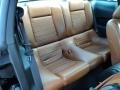 2010 Ford Mustang Saddle Interior Rear Seat Photo