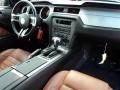 2010 Ford Mustang Saddle Interior Dashboard Photo
