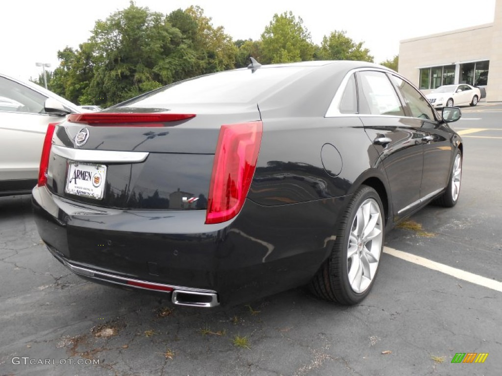 2014 sapphire blue metallic cadillac xts vsport premium awd 84907509 photo 5. Black Bedroom Furniture Sets. Home Design Ideas