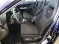 WRX Carbon Black Interior Photo for 2013 Subaru Impreza #84976592