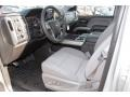 Jet Black/Dark Ash 2014 Chevrolet Silverado 1500 Interiors