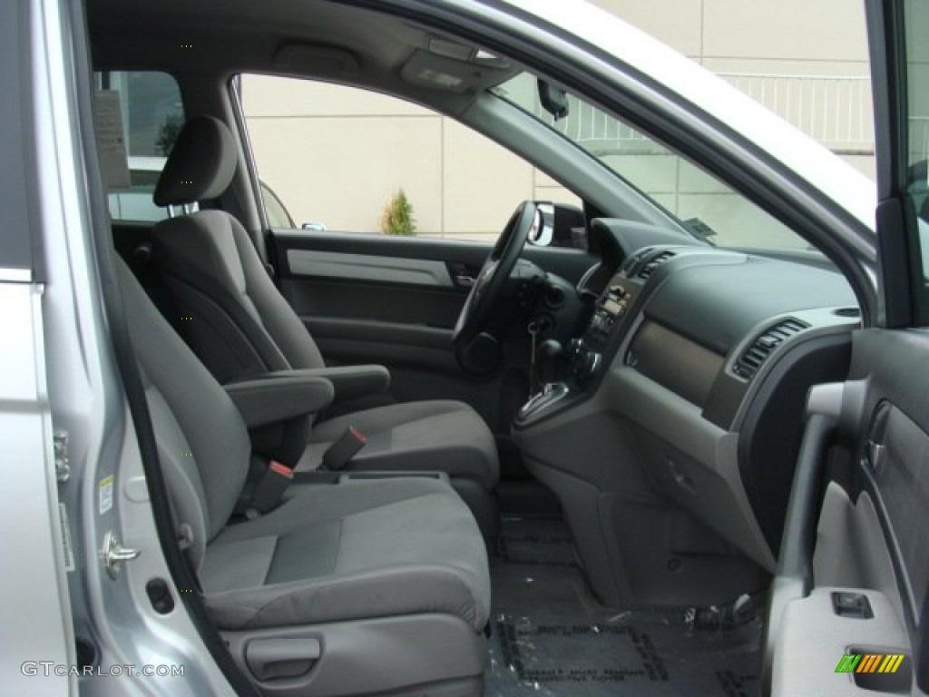 2011 CR-V SE 4WD - Alabaster Silver Metallic / Gray photo #9