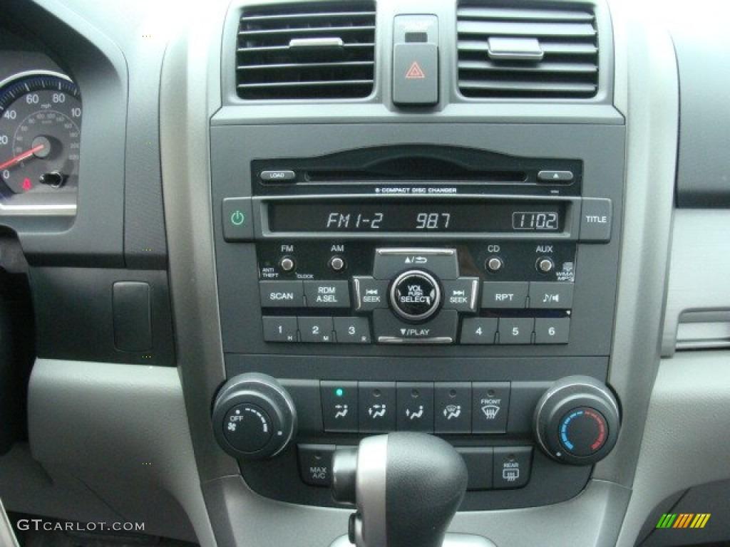 2011 CR-V SE 4WD - Alabaster Silver Metallic / Gray photo #12