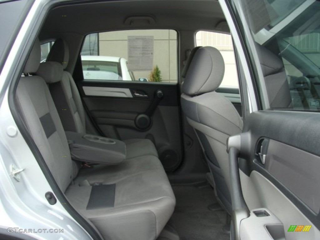 2011 CR-V SE 4WD - Alabaster Silver Metallic / Gray photo #13