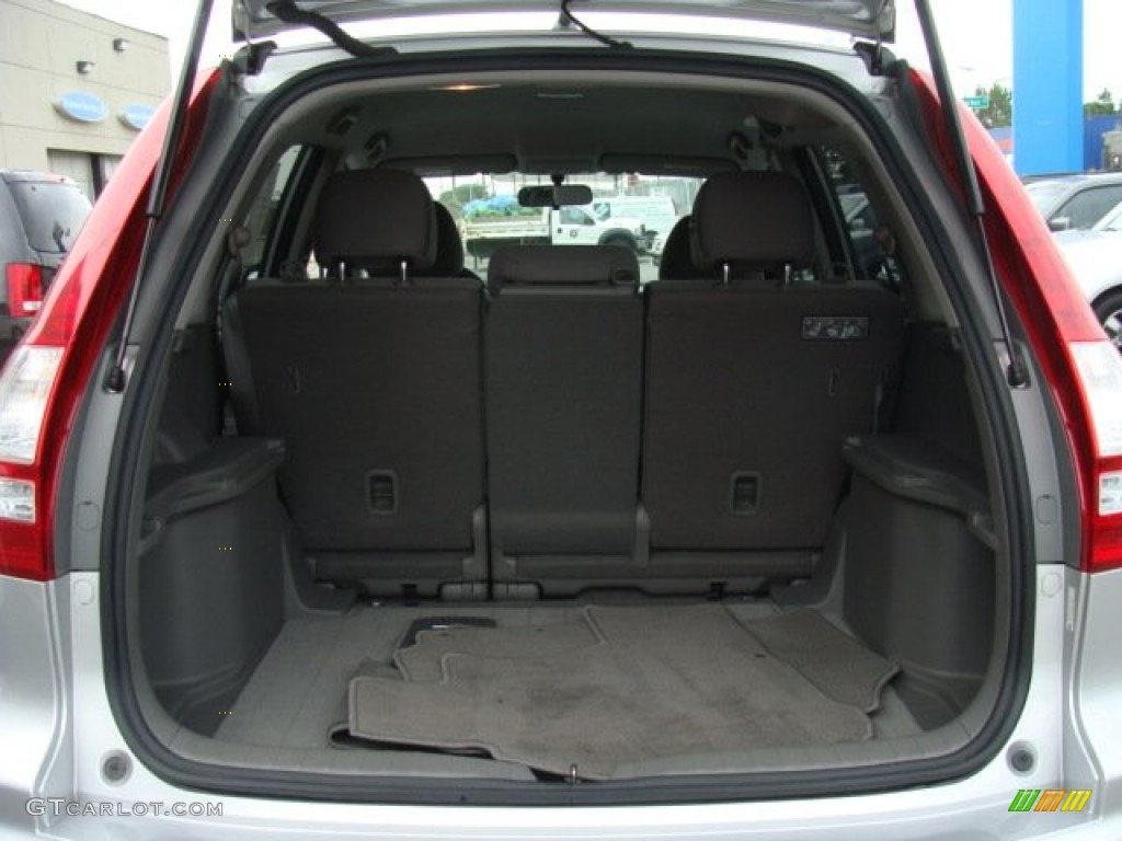 2011 CR-V SE 4WD - Alabaster Silver Metallic / Gray photo #14