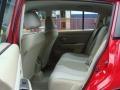 Beige 2007 Nissan Versa Interiors