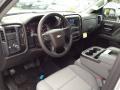 Jet Black/Dark Ash Interior Photo for 2014 Chevrolet Silverado 1500 #85010825