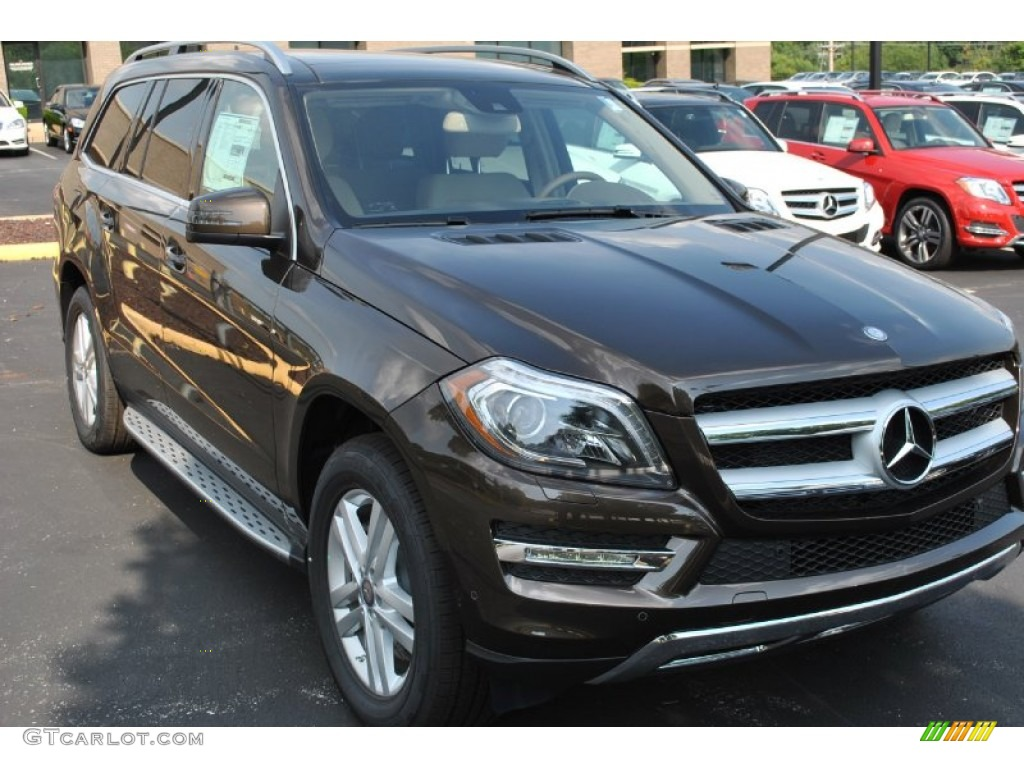 2014 dakota brown metallic mercedes benz gl 450 4matic for 2014 mercedes benz gl