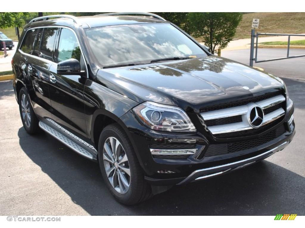 2014 Black Mercedes Benz Gl 450 4matic 84992193 Photo 4