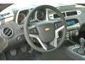 Black Steering Wheel Photo for 2014 Chevrolet Camaro #85018067