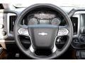 Jet Black/Dark Ash Steering Wheel Photo for 2014 Chevrolet Silverado 1500 #85018361