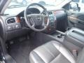 Ebony Prime Interior Photo for 2011 Chevrolet Silverado 1500 #85026067