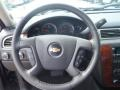 Ebony Steering Wheel Photo for 2011 Chevrolet Silverado 1500 #85026160