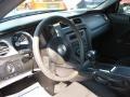 2011 Grabber Blue Ford Mustang V6 Coupe  photo #10