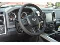 Black/Diesel Gray Steering Wheel Photo for 2014 Ram 1500 #85031354