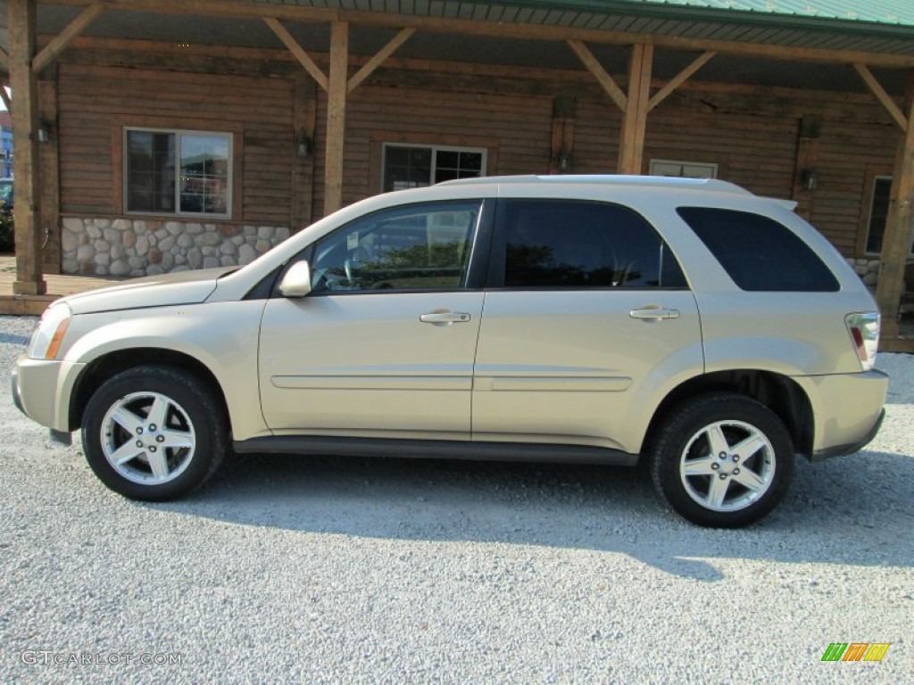 Sandstone metallic 2006 chevrolet equinox lt awd with for Whitewater motors inc west harrison in