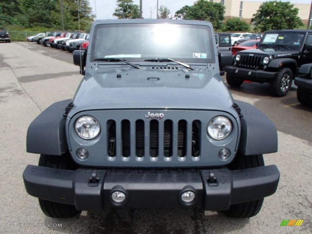 2014 jeep wrangler sport s 4x4 anvil color black interior 2014