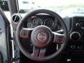 2014 Wrangler Sport S 4x4 Steering Wheel