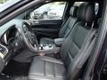 Morocco Black Front Seat Photo for 2014 Jeep Grand Cherokee #85038688
