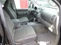 2013 Nissan Xterra Pro-4X Gray/Steel Interior Interior Photo