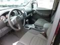 2013 Nissan Xterra Pro-4X Gray/Steel Interior Prime Interior Photo