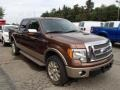 Golden Bronze Metallic 2011 Ford F150 King Ranch SuperCrew 4x4