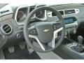 Gray Steering Wheel Photo for 2014 Chevrolet Camaro #85044688